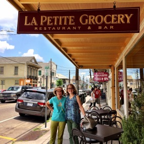 New Orleans -- La Petite Grocery on Magazine St.