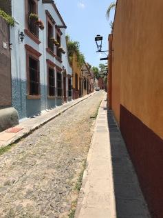 A favorite street near el centro, Callejón de los Chiquitos.