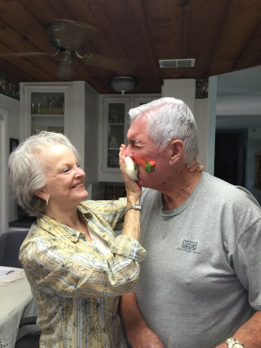 60-plus years! And still having fun.